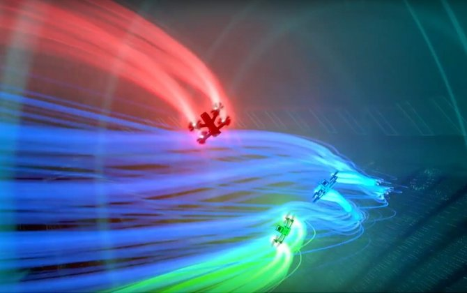 Drone Racing to be held at HeliRussia 2016