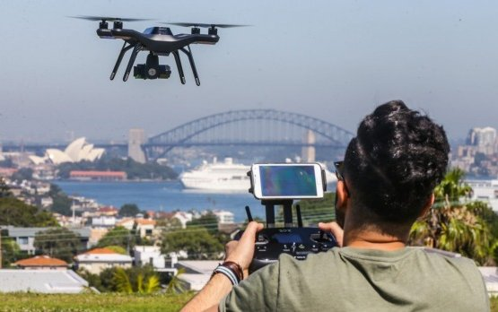 Drone regulations relaxed for commercial drone pilots