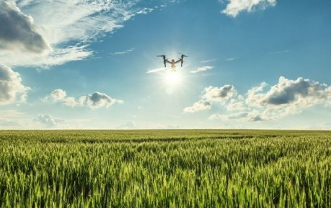 Drone Usage in Agriculture Could Be a $32 Billion Market
