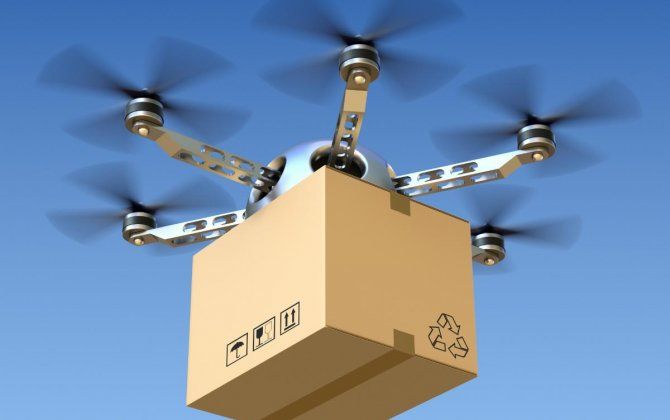 Drones give air cargo a new buzz