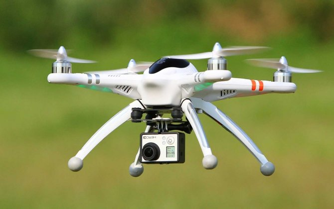 Drones Take the Place of Lasers as Top Concern for Airline Safety