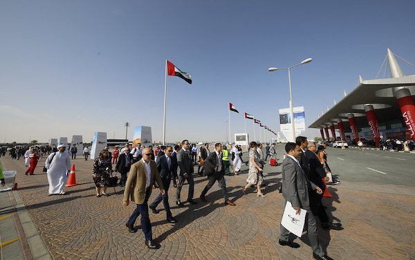Dubai Airshow exhibitors praise global reach of show