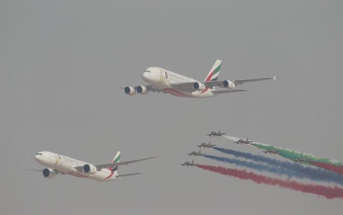 Dubai Airshow in a Year