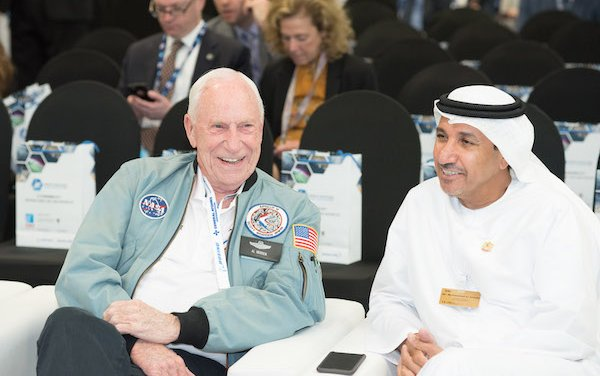 Dubai Airshow talks about the UAE's growing space sector