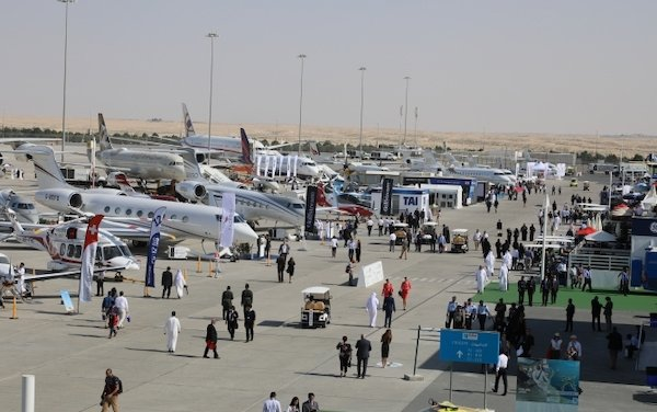 Dubai Airshow to welcome Saudi strengths