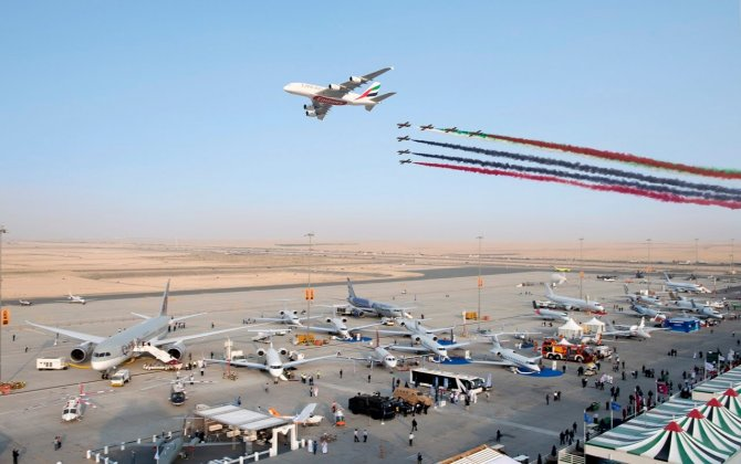 Dubai's Airport Show concludes with record attendees