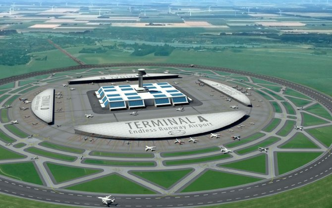 Dutch scientist proposes circular runways for airport efficiency