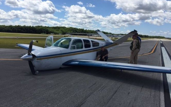 Dysfunctional plane causes temporary runway closure