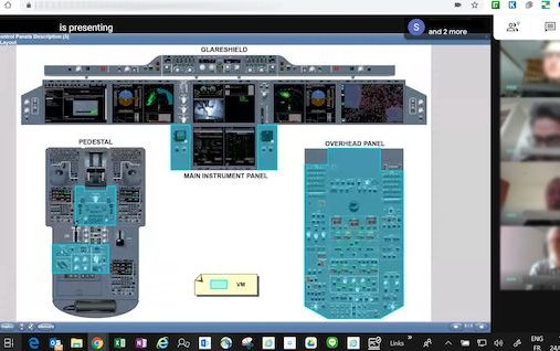EASA approves Airbus maintenance Synchronous Distance Learning
