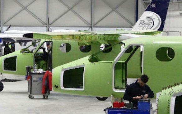 EASA Certification for Tecnam P2012 Traveller