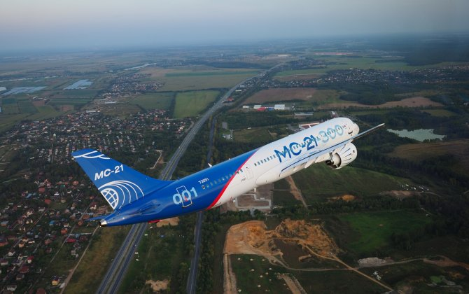 EASA flight test team will participate in certification tests of MC-21-300