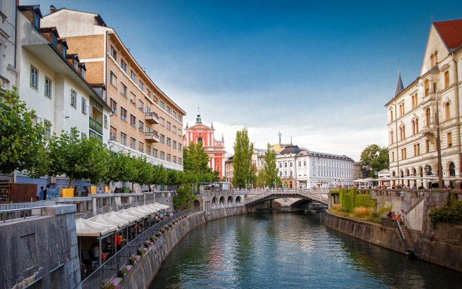 easyJet announces new route to Ljubljana from London Gatwick