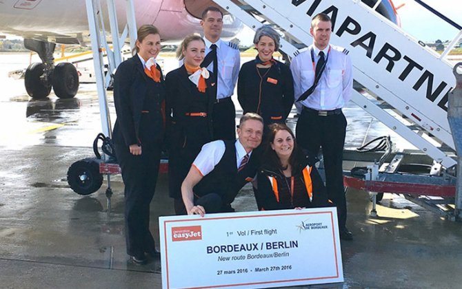easyJet enters 18 new markets