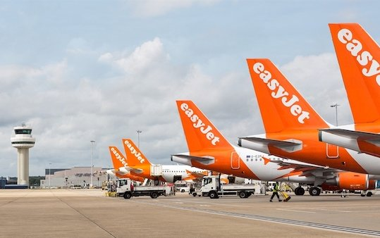 easyJet expects record number of passengers for Easter getaway