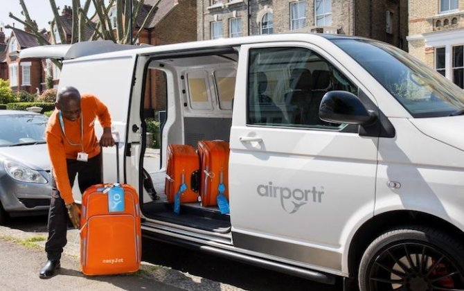 easyJet passengers can now check-in luggage from home