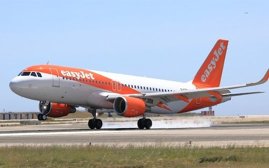 easyJet sees bookings take off following PM roadmap for return to international travel