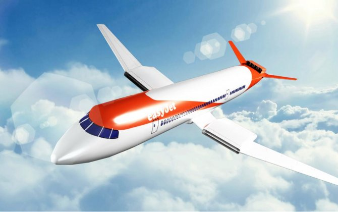 easyJet's partner, Wright Electric, progress into next phase of development of its electric aircraft