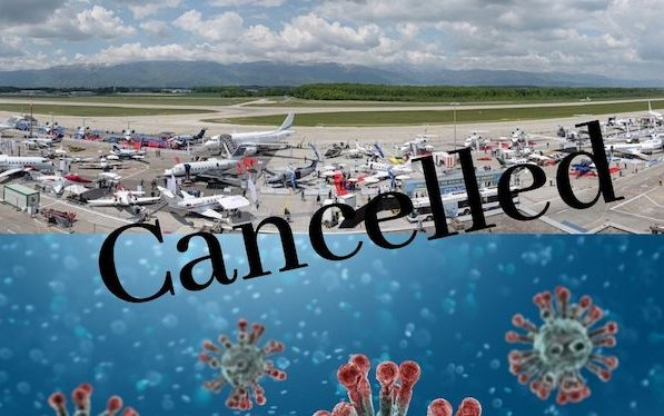 EBACE 2020 cancelled