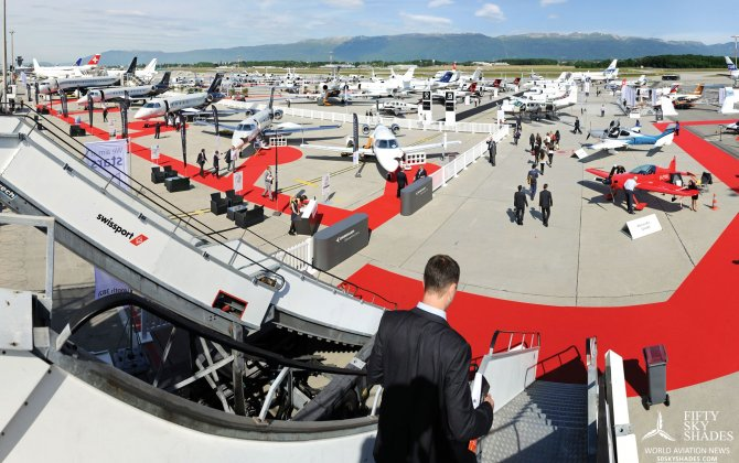 EBACE2017 Opens Next Month: Don't Miss Europe's Biggest Business Aviation Event