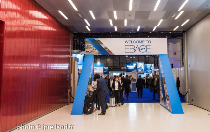 EBACE2017 Showcases Energy and Strength of Business Aviation in Europe