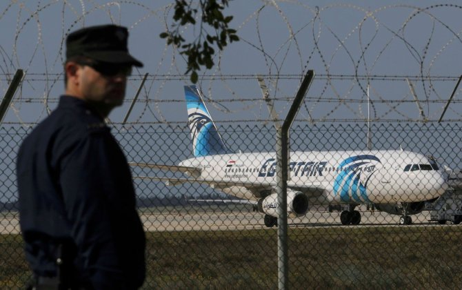 EgyptAir A320 hijacked