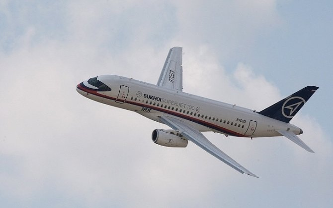 Egyptian air carriers get permit for use of Russia's SSJ-100 aircraft