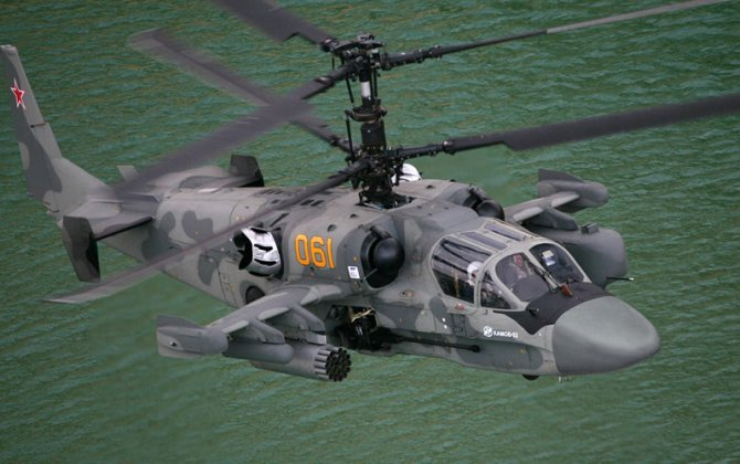 Egypt's Decision on Buying Russia's Ka-52K Expected in May