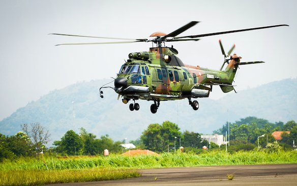 Eight additional H225Ms ordered by Indonesian Air Force