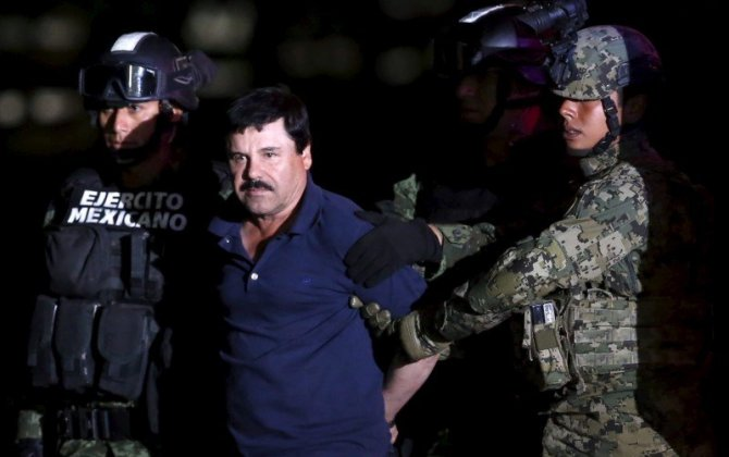 'El Chapo' Guzmán had more airplanes than the biggest airline in Mexico
