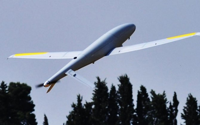 Elbit unveils Skylark 3 UAV
