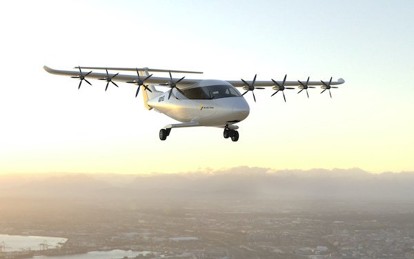 Electra charts the course for hybrid-electric eSTOL certification