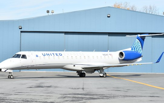 Embraer and CommutAir announced Pool Program agreement