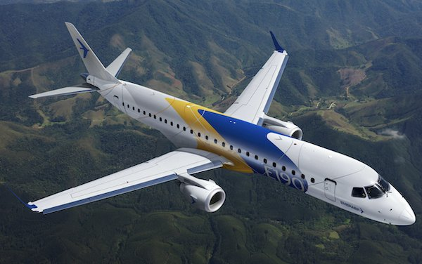 Embraer at MRO Americas -  services and support contracts & heavy maintenance services