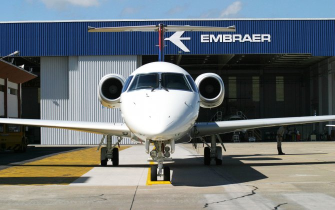 Embraer close to Iran jet breakthrough