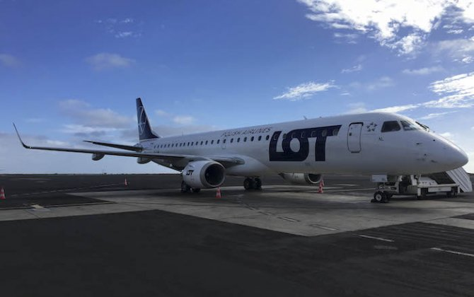 Embraer Extends Pool Agreement to Support LOT's Fleet