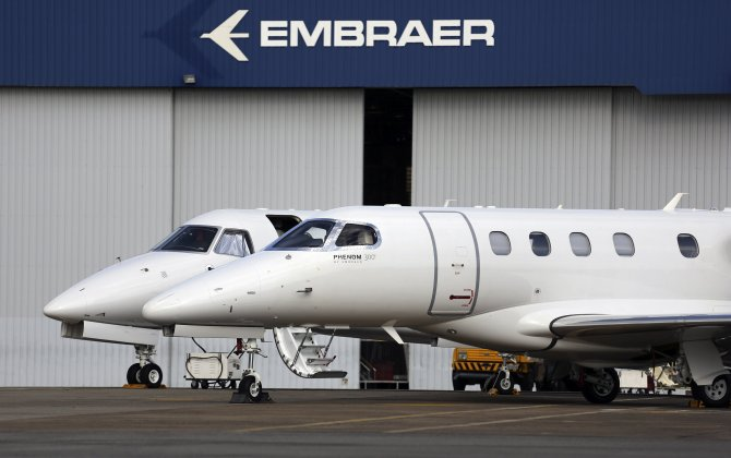 Embraer eyes WTO challenge to Bombardier state funding