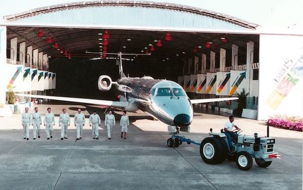 Embraer - Happy 50-year anniversary!