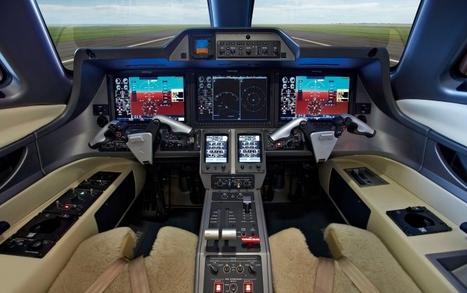 Embraer introduces a new evolution of the Phenom 100