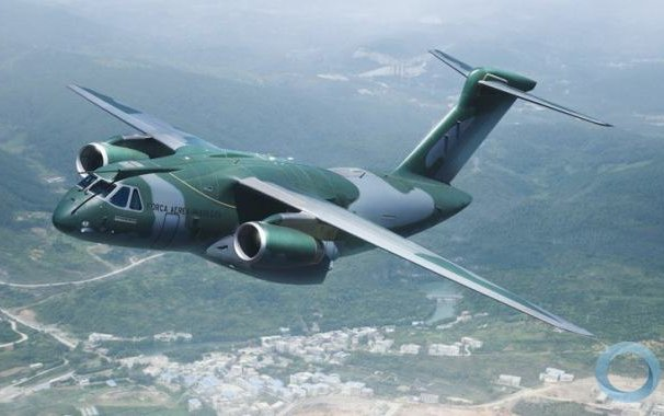 Embraer KC-390 Achieves Initial Operational Capability