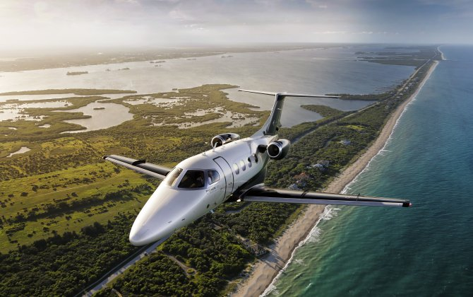 Embraer Phenom 100 starts operation in Argentina