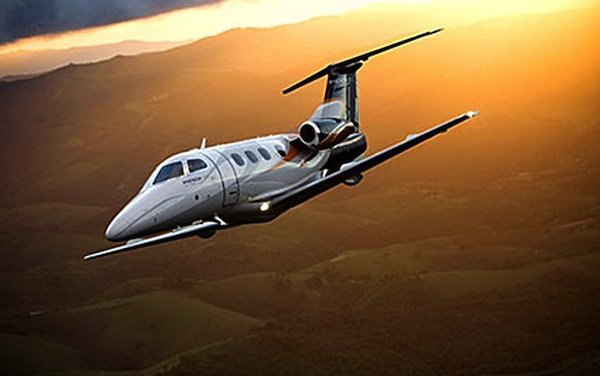Embraer Phenom Owners Turn to Clay Lacy for Mandatory 10-Year Inspections