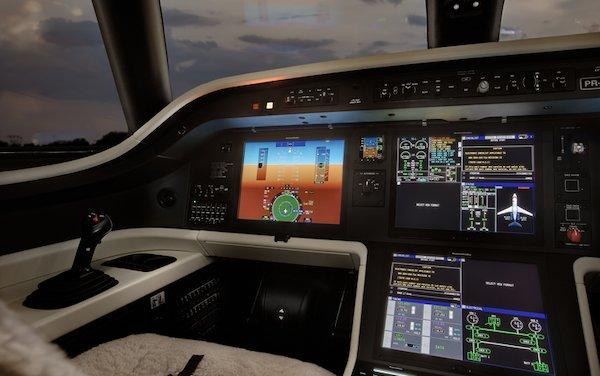 Embraer Praetor 500 awarded Brazilian certification