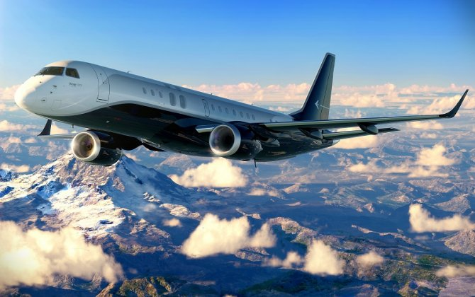 Embraer Private Jets to Feature Skylights