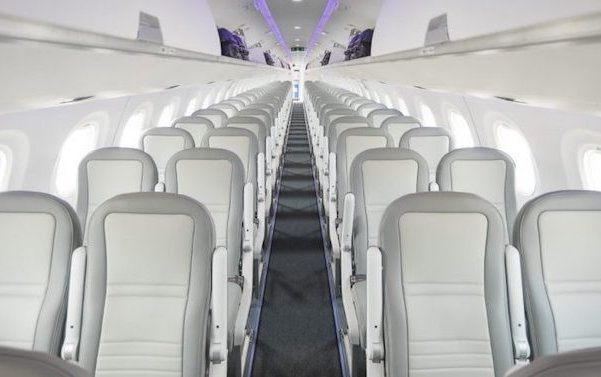 Embraer released technical guidance for sanitization in commercial aircraft
