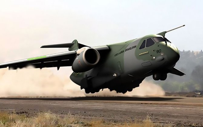 Embraer's KC-390 Test Program in Full Swing