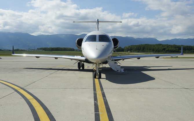 Embraer's Legacy 450 certified for 2,904 nm range