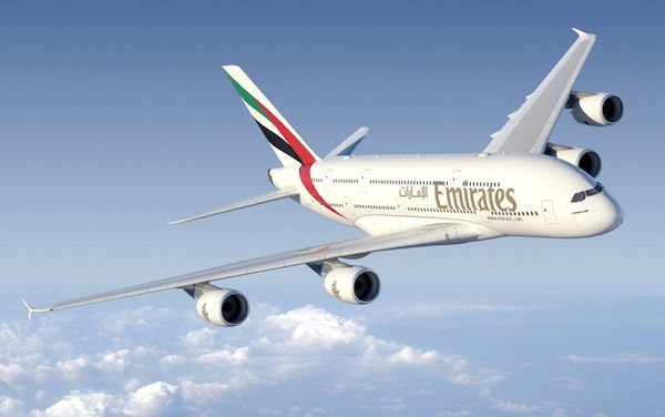 Emirates A380 to take centre stage at the Saudi International Airshow