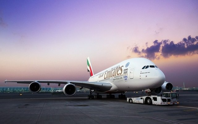 Emirates aircraft cover 432 million kilometres across the globe in 6 months