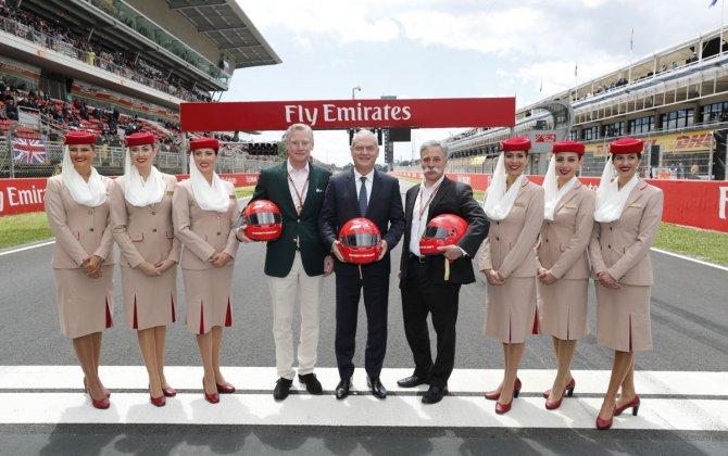 Emirates and Formula 1® renew Global Partnership. Emirates ...