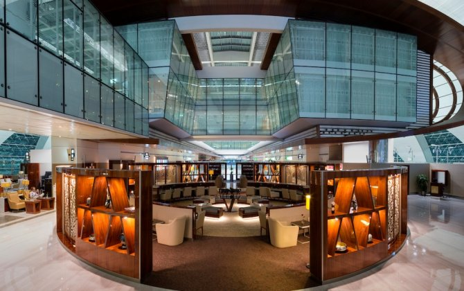 Emirates completes makeover of its Business Class lounge at DXB